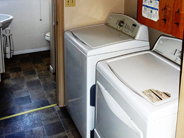 Opportunity House Laundry room
