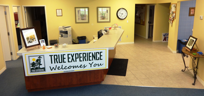 True Experience Entrance